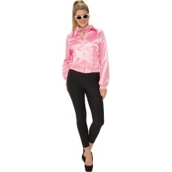Pink Ladies Jacket - Grease by Spirit Halloween found on Bargain Bro India from SpiritHalloween.com for $39.99