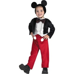 Toddler Mickey Mouse Costume - Disney by Spirit Halloween found on Bargain Bro India from SpiritHalloween.com for $29.99