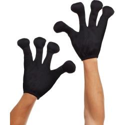Black Alien Gloves by Spirit Halloween found on Bargain Bro India from SpiritHalloween.com for $7.99