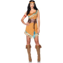 Disney Pocahontas Adult Womens Costume by Spirit Halloween