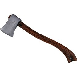 Plastic Axe by Spirit Halloween found on Bargain Bro Philippines from SpiritHalloween.com for $5.99