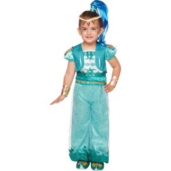 Toddler Shine Costume Deluxe - Shimmer And Shine by Spirit Halloween