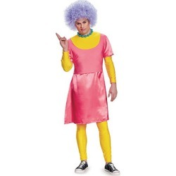 Adult Patty Costume Deluxe - The Simpsons