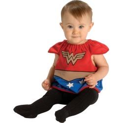 Wonder Woman Costume Bib by Spirit Halloween found on Bargain Bro from SpiritHalloween.com for USD $11.39