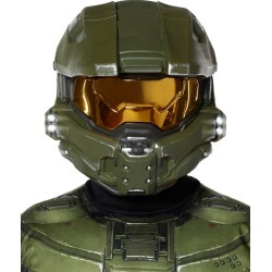 Adult Light Up Helmet - Halo by Spirit Halloween