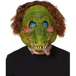 Adult Ali Gator Full Mask - Garbage Pail Kid's by Spirit Halloween