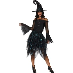 Adult Celestial Coven Costume by Spirit Halloween found on Bargain Bro India from SpiritHalloween.com for $49.99