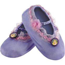 Disney Princess Rapunzel Sparkle Child Slipper by Spirit Halloween found on Bargain Bro Philippines from SpiritHalloween.com for $9.99