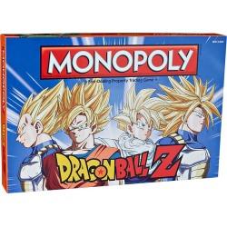 Dragon Ball Z Monopoly Board Game by Spirit Halloween