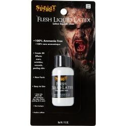 Ammonia Free Flesh Liquid Latex by Spirit Halloween