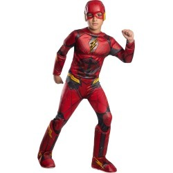 Kid's Flash Costume - Justice League by Spirit Halloween
