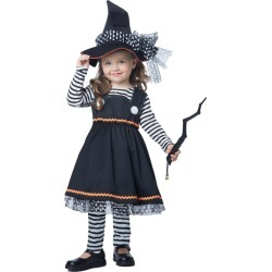 Toddler Crafty Witch Costume by Spirit Halloween