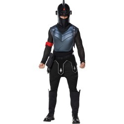 Fortnite Men's Black Knight Costume - Fortnite by Spirit Halloween