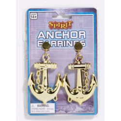 Anchor Earrings by Spirit Halloween