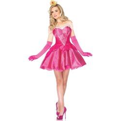 Disney Princess Sleeping Beauty Adult Womens Costume by Spirit Halloween