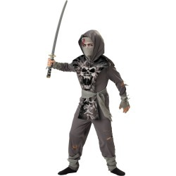Zombie Ninja Boys Costume by Spirit Halloween