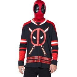 Deadpool Jersey - Marvel by Spirit Halloween found on Bargain Bro India from SpiritHalloween.com for $49.99