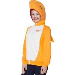 Adult Grandma Shark Costume Hoodie - Baby Shark by Spirit Halloween