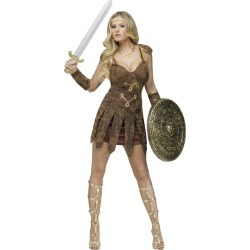 Gladiator Adult Womens Costume by Spirit Halloween