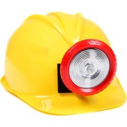 Light Up Miners Hard Hat by Spirit Halloween
