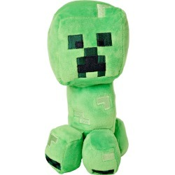 7 Inch Creeper Plush Toy - Minecraft by Spirit Halloween