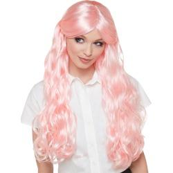 Pink Anime Curls by Spirit Halloween