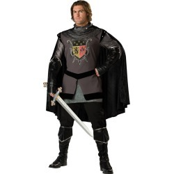 Renaissance Knight Men's Mens Deluxe Costume by Spirit Halloween