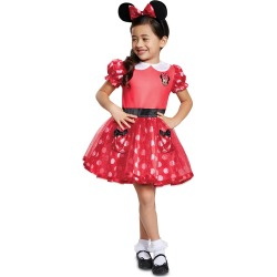 Toddler Minnie Mouse Costume - Disney by Spirit Halloween found on Bargain Bro India from SpiritHalloween.com for $24.99