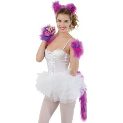Cheshire Cat Costume Kit by Spirit Halloween found on Bargain Bro India from SpiritHalloween.com for $19.99