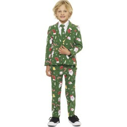 Kid's Santaboss Suit by Spirit Halloween found on Bargain Bro India from SpiritHalloween.com for $79.99