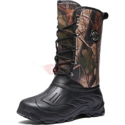 Round Toe Waterproof Camouflage Mens Snow Boots found on MODAPINS from TideBuy International for USD $70.00
