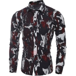 Vogue Camouflage Mens Casual Shirt found on MODAPINS from TideBuy International for USD $49.00