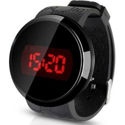 Circle Touch Screen LED Electronic Watch found on Bargain Bro India from TideBuy International for $29.00