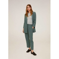 Straight suit trousers found on Bargain Bro UK from MANGO