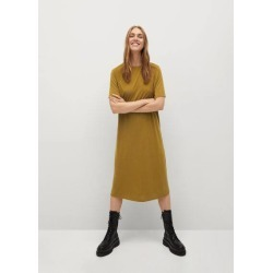 Midi modal dress found on MODAPINS from MANGO for USD $46.95
