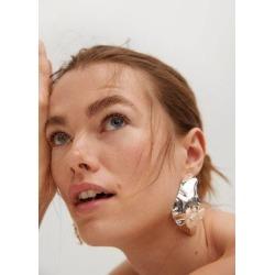 Stone bead earrings found on Bargain Bro UK from MANGO