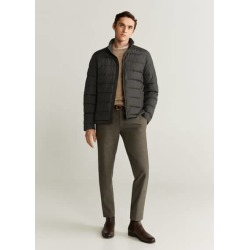 Water-repellent quilted jacket found on Bargain Bro UK from MANGO