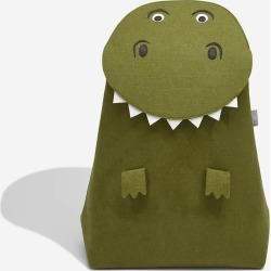 Terry T-Rex Laundry Storage Basket found on Bargain Bro UK from Stackers