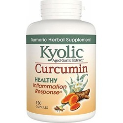 Kyolic Curcumin - Healthy Inflammation 150 Caps by Kyolic