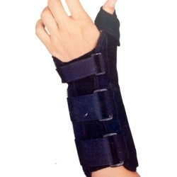 Thumb Wrist Support Sportaid Left Large 1 each by Sport Aid
