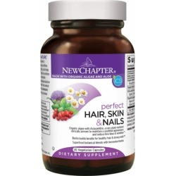 Perfect Hair- Skin & Nails 60 Veg Caps by New Chapter