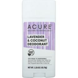 Deodorants Stick Lavender & Coconut 2.25 Oz by Acure