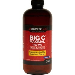 Big-C Max Vanilla Tart 16 oz by Bricker Labs