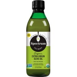 Organic Extra Virgin Olive Oil 35 lbs by Spectrum Oils found on Bargain Bro India from Herbspro for $421.39