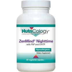 ZenMind Nighttime 60 Veg Caps by Nutricology/ Allergy Research Group