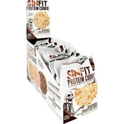 Sinfit Cookie Snickerdoodle Chocolate Chip Cookie 10 Count by Sinister Labs