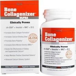 Bone Collagenizer Ultra 120 Veg Caps by Natural Factors