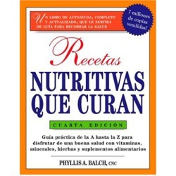 Prescription For Nutritional Healing-spanish Edition 1 Each by Books & Media
