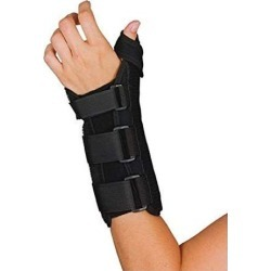 Thumb Wrist Support Sportaid Left Medium 1 each by Sport Aid