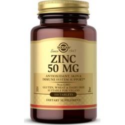 Zinc 100 Tabs by Solgar
